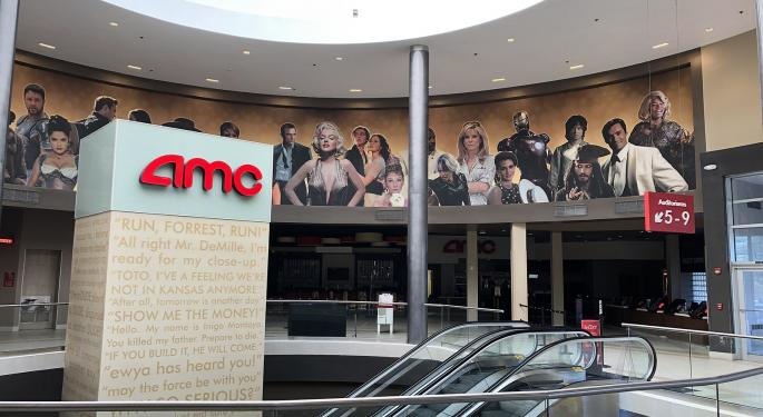 MKM Says Bankruptcy Possible For AMC Entertainment As Movie Theaters Sit Empty