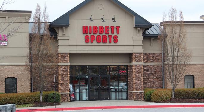Hibbett Sports Spikes 20% On Q2 Sales Forecast