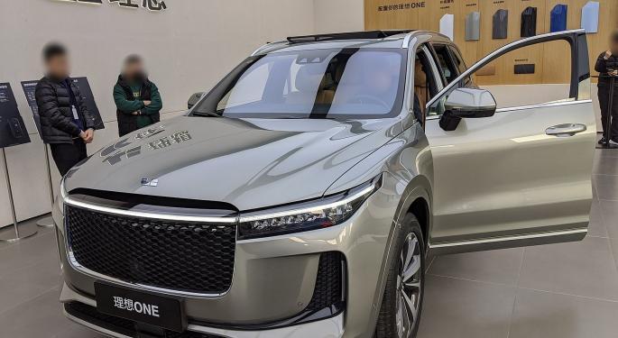 Conducción autónoma de Li Auto: ¿rival de Tesla en 1 año?