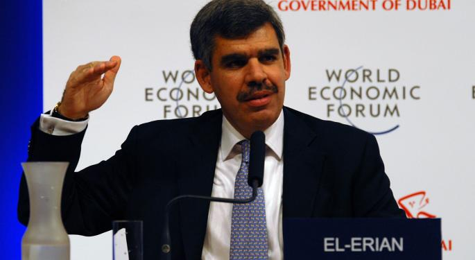 Market Bottom Could Be 30% Below Last Month's High, El-Erian Says: It's 'Going To Be Treacherous For A While'