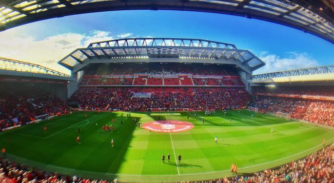 Billy Beane's Sports SPAC Rumored To Be Seeking Liverpool Stake