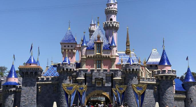 Delayed Disneyland Reopening Sends The Mouse's Stock Lower