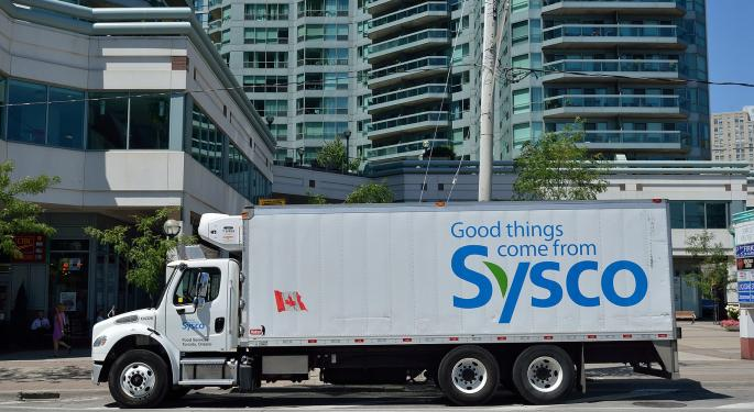Sysco Analyst Says Restaurant Supplier Will Emerge From COVID-19 'A Much Stronger Company'