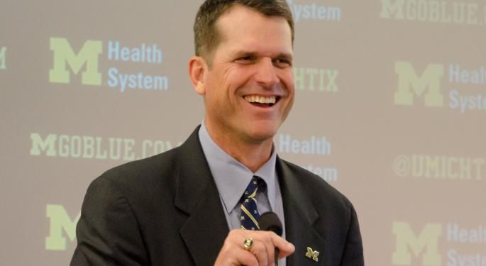 States Of Fear: Jim Harbaugh Intimidates The SEC And Beyond