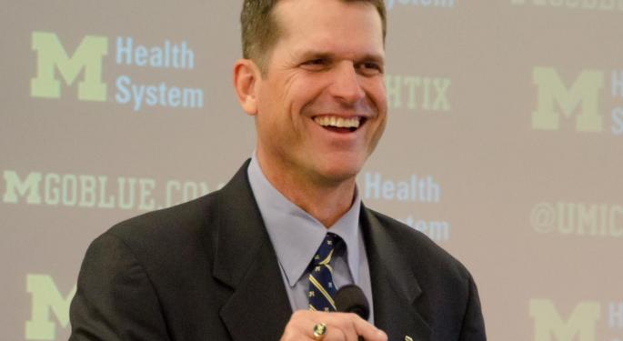 Camp Harbaugh Attendance Shall Thrive