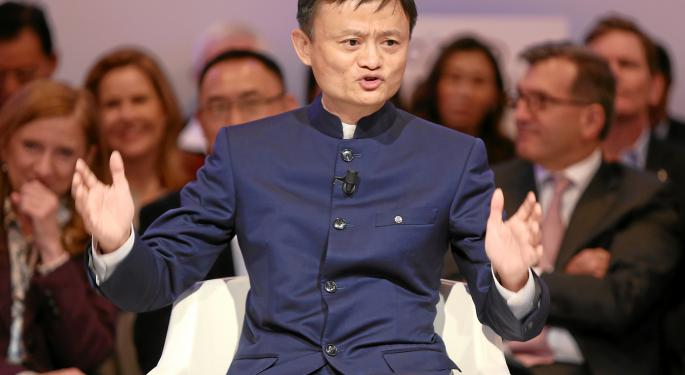 Jack Ma Is Already $2.3B Richer Since The Announcement Of Alibaba $2.8B Antitrust Fine