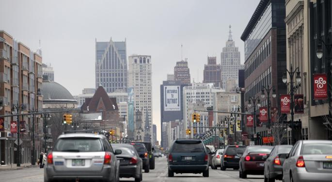 10 People In Finance You'll Find In Detroit This Week
