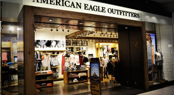Morgan Stanley Upgrades American Eagle Outfitters On Margin Upside, Liquidity