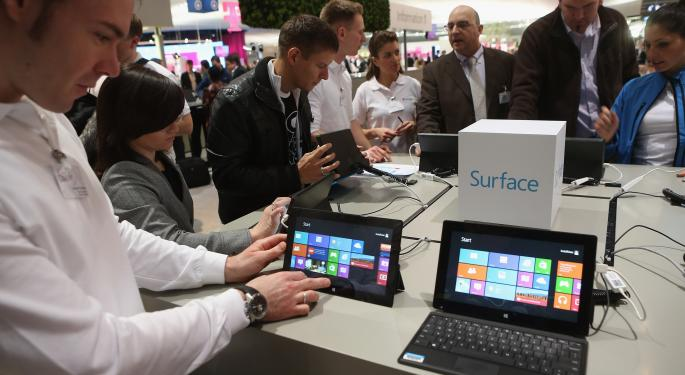 SLIDESHOW: The Best Features Of Windows 8 MSFT