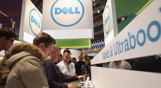 Dell Shares Spike and Sell-Off As Carl Icahn Says 'Will Make A Higher Offer By Tomorrow Morning'