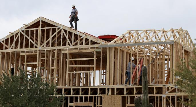 Housing Stocks Tumble On Mixed Results From 2 Big Players