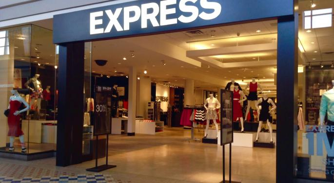 Express Trades Higher On Q4 Earnings Beat