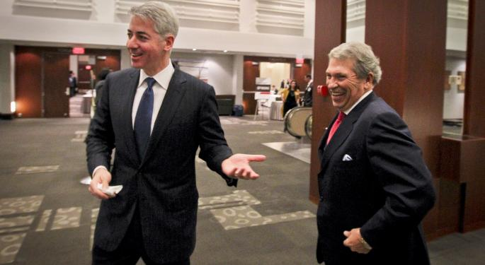 Bill Ackman Resigns From J.C. Penney Board, Company Announces New Directors, Shares Rise JCP