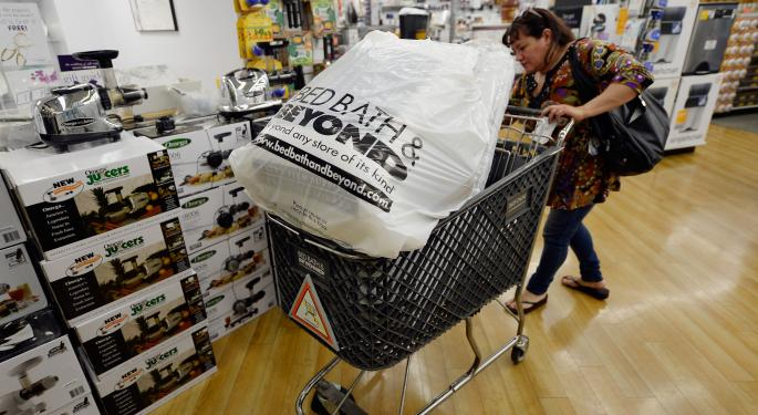 Nike Inc, Bed Bath & Beyond Inc. - Earnings Expectations For The Week Of September 22