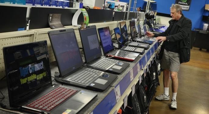PC Sales Will Decline More Than 10 Percent by End of 2013