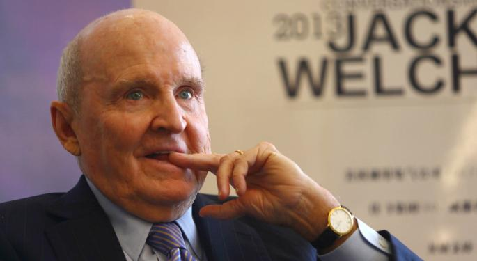 Jack Welch Talks Business: CEOs and Regulation Woes