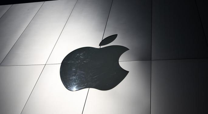 Apple Just Flash Crashed: Here's What Traders Are Saying