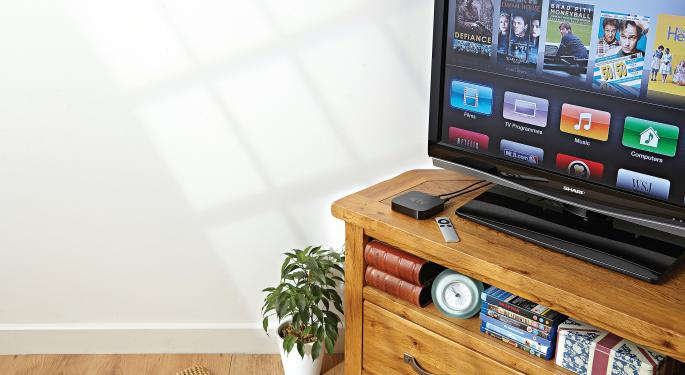 The Future Of TV: 'The Internet Is Here And It Only Knocks Once'