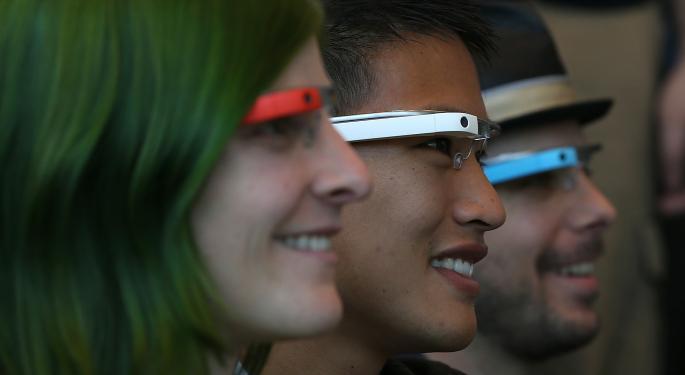 Is A Google Glass Price Cut Around The Corner?