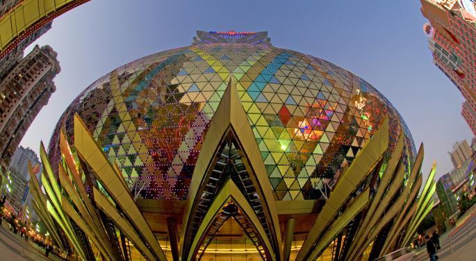 MGM-Macau VIP Revenue At 5 Year Low