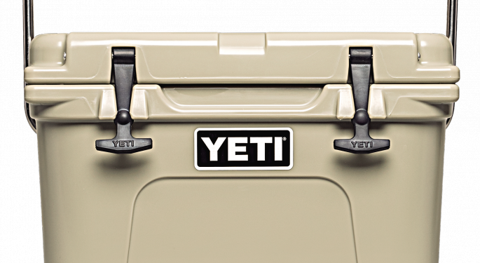 Yeti Analyst Sizes Up Product Opportunity In Lowe's Stores