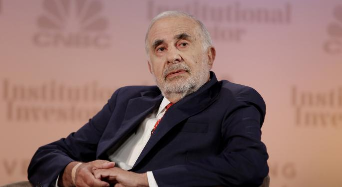 Carl Icahn Displays Interest In eBay; Shares Surge In After Market Trading