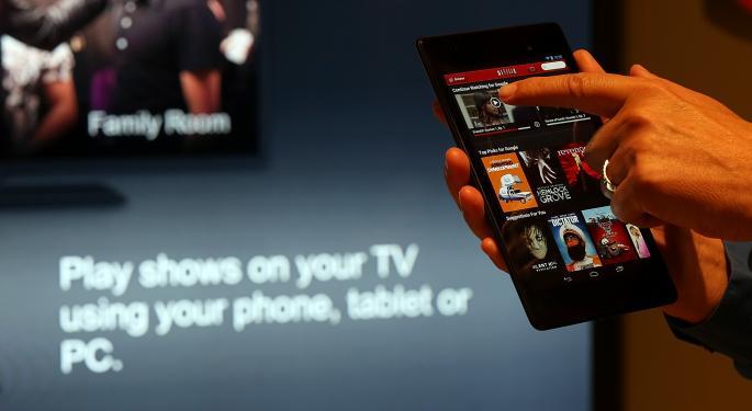 REVIEW: Nexus 7 2013 Edition And Chromecast GOOG