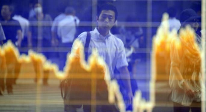 Japan's Economic Woes Continue: Industrial Output Plunges 3.4% In February