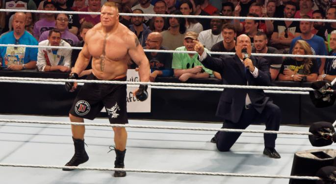 WWE Could Be A Big Winner Amid A Fragmenting TV Landscape; Network Has Room For Growth