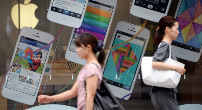Can Japan Display Help Apple? The Street's Answer Might Surprise You