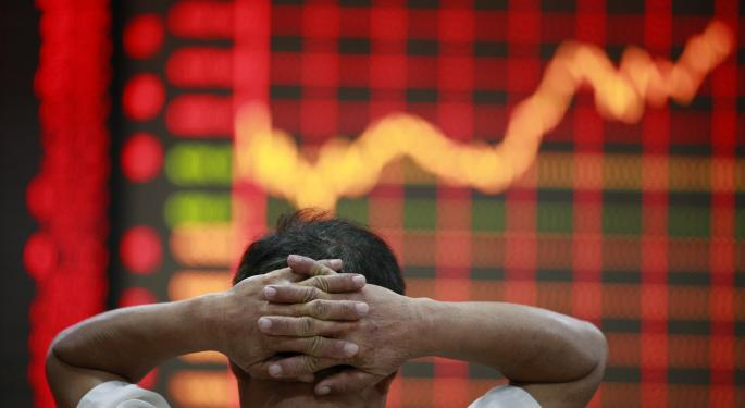 Greece Is Bad, But China Is Much Worse