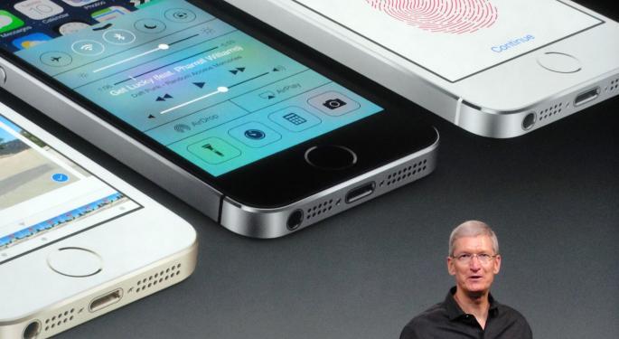 Tim Cook: Steve Jobs' DNA Still In Apple