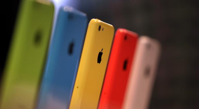 Morgan Stanley Positively Surprised By iPhone Demand; Raises Target On Apple To $162