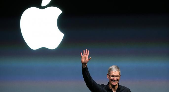 Wells Fargo: Apple 'Will Have To Materially Beat' Expectations In Its Q1 Results