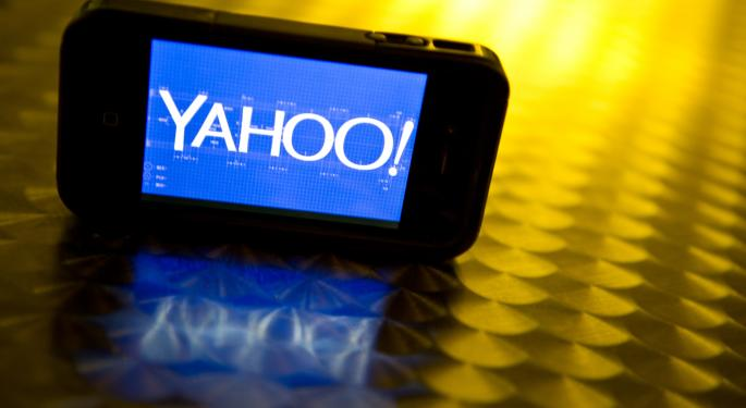 Yahoo Chose Apple's iPhone, MacBook Pro To Promote Mail Upgrade