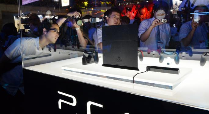 Sony's $399 PlayStation 4 Costs $381 To Produce