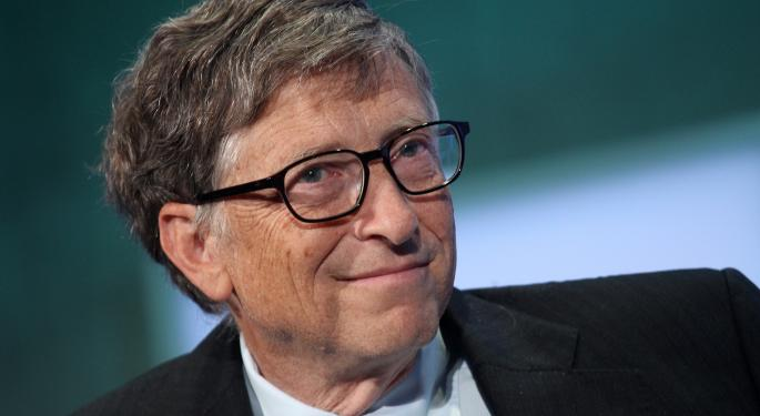 Bill Gates On Microsoft: 'More Progress Than Ever In Next 30 Years'
