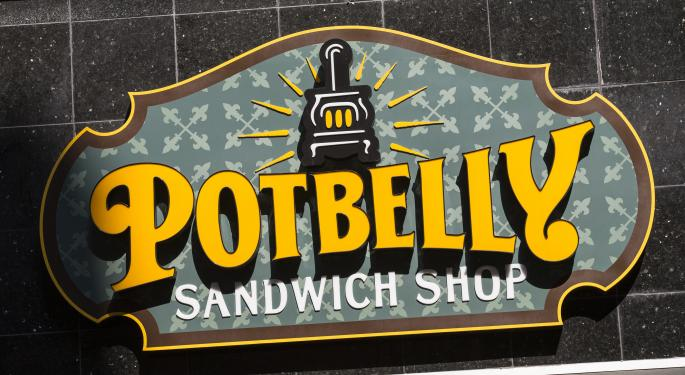 Potbelly Drops After Q4 Earnings