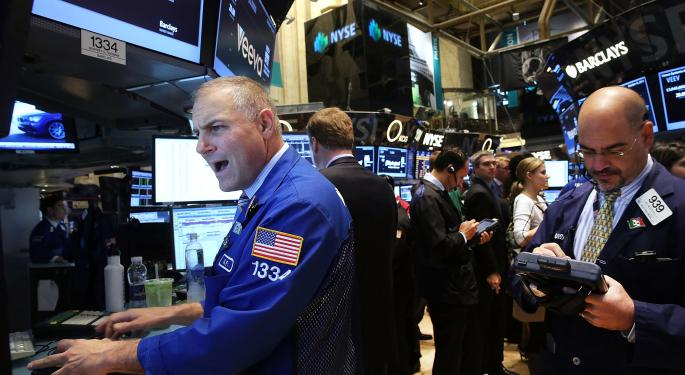 Market Wrap For May 1: Markets Mixed To Start The New Month
