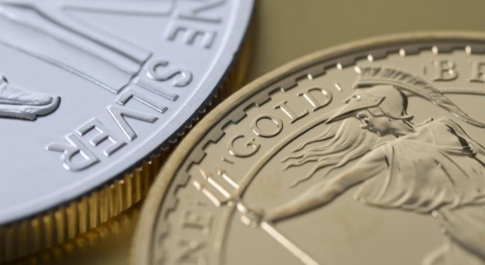 Gold Ends Week Below $1,300 as it Searches for a Bottom