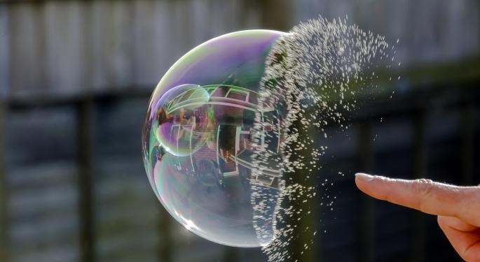 Barron's Recap: Is The Bubble Ready To Burst?