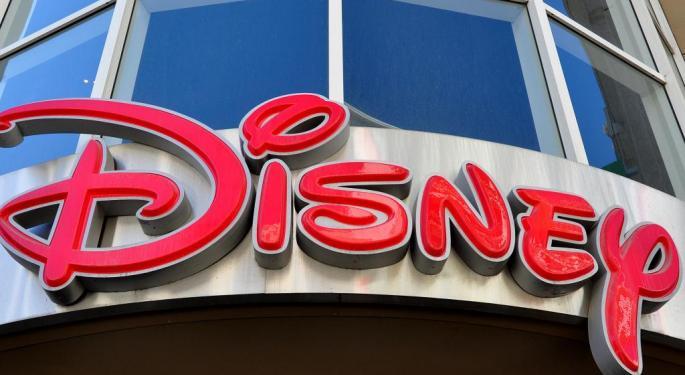High Hopes For Facebook, Disney Earnings This Week