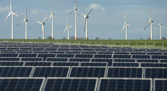California Emerges As A Champion For Renewables