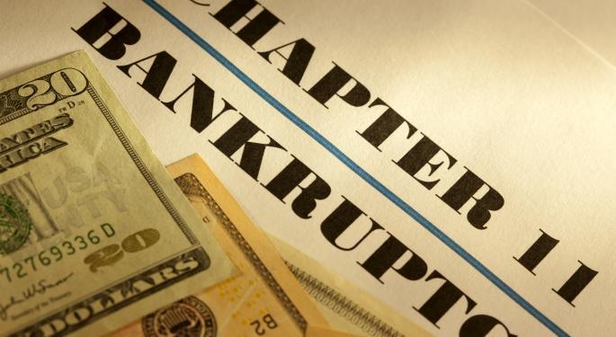 5 Bankrupt Companies You Can Still Trade