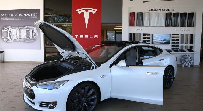 Apple, Tesla Union Would Be 'Phenomenal'