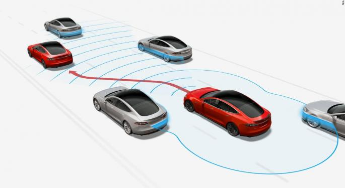 Mobileye CEO Says Tesla's Self Driving Effort Likely To Hit 'Glass Ceiling'