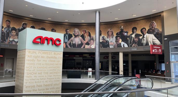 PreMarket Prep Stock Of The Day: AMC Entertainment