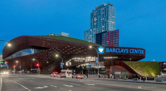 Alibaba Co-Founder Joe Tsai To Take Sole Ownership Of Brooklyn Nets, Barclays Center