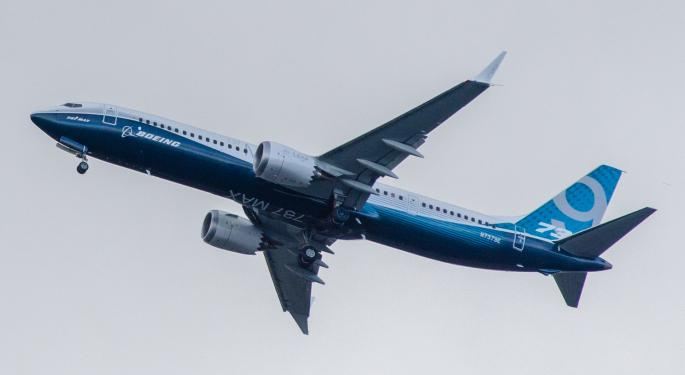 FAA Meeting On Boeing's 737 MAX 'Good Enough,' Says Bullish Morgan Stanley