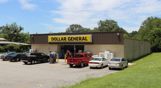 Dollar Tree, Dollar General Trade Higher On Q1 Earnings Beats
